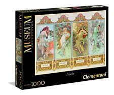 Puzzle Clementoni las cuatro estaciones de 1000 piezas