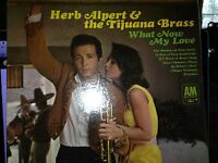 Herb Alpert & The Tijuana Brass What Now My Love LP
