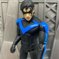 "DC Comics Multiverse Universe Icons Nightwing 6"" Inch Action Figure 2"