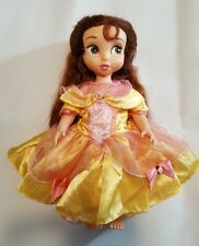 Disney  Animators 16 Inch Doll  Princess Belle Beauty and the Beast Movie