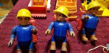 Billy Blastoff Construction Set Complete Minty 3 Figures