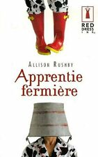 Apprentie fermiere.Allison RUSHBY.Red Dress S001