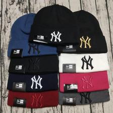 20 Era New York Yankees Core Classic Knit Beanie Winter Hat Team Skully Cap