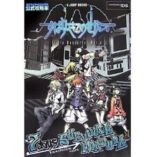 The World Ends with You 7 days SURVIVAL MANUAL Guide Book / DS