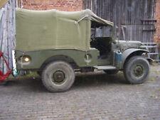DODGE WC 51   Baujahr 1942   -Oldtimer- Rarität