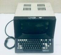 Rare Vintage Tec Terminal Computer Model 535
