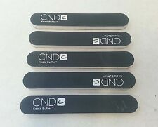 CND Manicure & Pedicure Nail Buffers