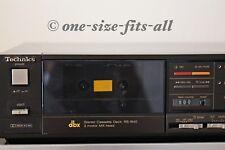 ✔️Technics RS-B 40 2-Kopf Tape Deck mit 2 Motoren Dolby B/C und dbx
