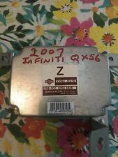2007 INFINITI QX56 TRANSFER CASE CONTROL MODULE TCCM  # 33084 ZE21B