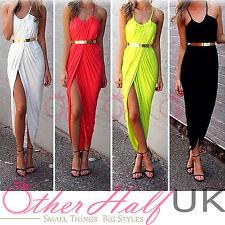 Asymmetric Casual Sleeveless Dresses for Women