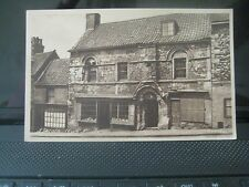 133. The Jews House, Lincoln by Frith's Number 25664 dated 1940's