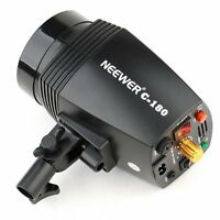Neewer® 180W Strobe/Flash Light for Studio, Location and Portrait Photography