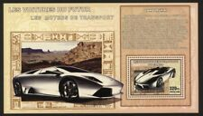 Congo Dem Rep 2006 Cars of the Future set & S/S NH