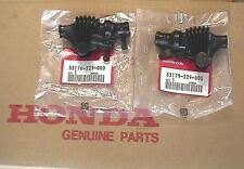 Honda XR75 XL SL TL125 250 CR125 CR250 Lever Rubbers 53176-329-000 53179-329-000