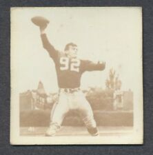 Rare 1956 Parkhurst CFL Sam Etcheverry HOF #41 Card  Montreal CFL Football