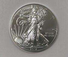 2012 1 Oz Silver American Eagle BU Walking Liberty Dollar, Uncirculated.