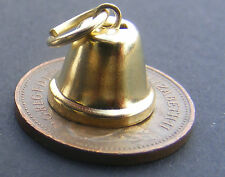 DOLLS HOUSE MINIATURE =  None working Hand  Bell