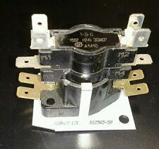 Goodman-Amana B1256559 Electric Heat Sequencer Genuine OEM **Free Shipping**