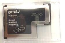 Gemalto PC Express Compact Smart Card Reader Writer For Lenovo Thinkpad HWP11401