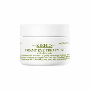 Kiehl's CREAMY EYE TREATMENT with Avocado New Sealed and Fresh * Your Choice
