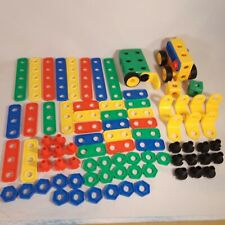 Nuts and bolts Kit for Kids by Skoolzy - STEM Manipl