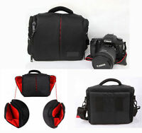 Soft Waterproof Camera Bag Shoulder Case For Canon EOS 350D 1200D 600D 1100D 50D