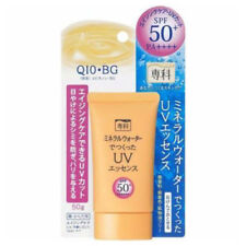 Shiseido Senka Mineral Water Q10 UV Essence Sunscreen SPF50 PA++++ 50g