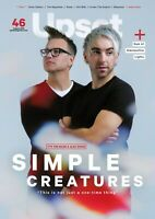 UPSET MAGAZINE - Simple Creatures, Sum 41, Alexisonfire, Lights, Hot Milk + more
