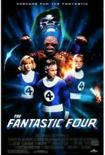 Roger Corman's Unreleased FANTASTIC FOUR Film WIDESCREEN DVD +Theatrical Trailer