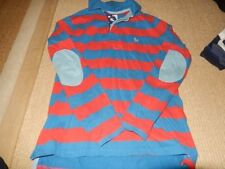 Mini Boden Boys' Long Sleeve Sleeve Collared T-Shirts, Tops & Shirts (2-16 Years)