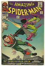 Amazing Spider-Man 1966 #39 Fine Green Goblin