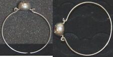 Deutschland Armreif 925er Silber und Ring mit Kristall sehr guter Zustand