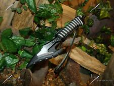 United cutlery/M48 hawk/Harpoon/Spear/Knife/Blade/zombie/Camo Paracord 550