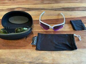 Oakley Jawbone - Livestrong white / purple edition