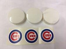 Gottlieb Chicago Cubs Pinball Machine Bumper Cap Set - New