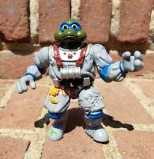 1995 TMNT Deep Sea Diver Leonardo Adventurer Turtles Leo Playmates Loose Figure!