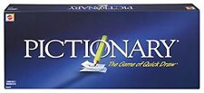 Pictionary Board Game New & Sealed Adult Version