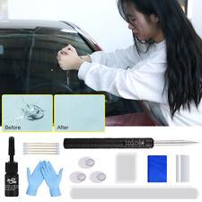 US DIY Car Wind Glass Windshield Windscreen Repair Tool Kit For Auto Chip Crack