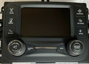 "2013-2018 Dodge Ram Truck 5"" Uconnect Multi Media Radio Bluetooth Unit - RA2"