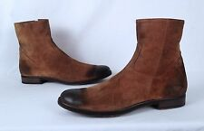 To Boot New York 'Greyson' Boot- Distressed Brown- Size 12.5 M- $450  (H10)