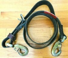 Vintage Buckingham Lanyard - Utility Pole Safety Strap Belt Rope - Adjustable
