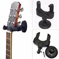 Guitar Display Wall Hanger Holder Stand Rack Hook Mount Bass Electric Acousti YK