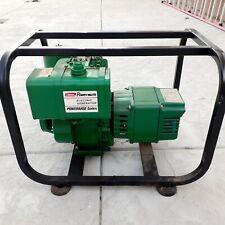 Powermate Electric Gas Generator - Briggs and Stratton 3600 R/MIN 4000 Watts