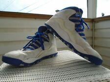 best sneakers 7465b 84822 Nike Air Jordan 10 Retro TXT White Old Royal Basketball Shoes 487214-107 Sz  11.5