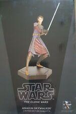 Star Wars Gentle Giant ANAKIN SKYWALKER Maquette The Clone Wars RARE