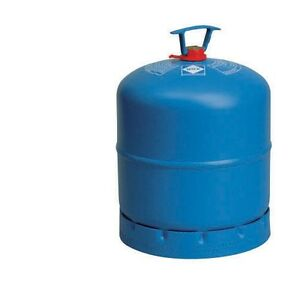 CAMPINGAZ 907 EMPTY EXCHANGE CYLINDER WITH SCREW CAP HANDLE CAMPING GAZ