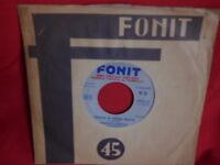 DOMENICO MODUGNO Sogno di mezza estate 45rpm 7' PS 1961 ITALY MINT- Promo JB