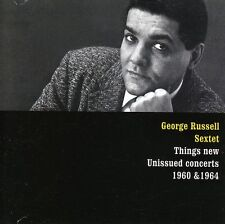 George Russell, Geor - Things New: Unissued Concerts 1960 & 1964 [New CD]