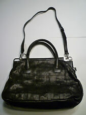 NWT: BOTKIER Leela Satchel in Black Leather, $525!!!