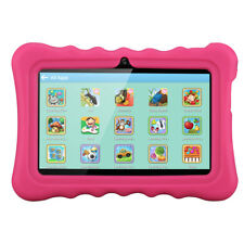 7 Inch Kids Tablet PC HD 8gb Android 4.4 Dual Camera 3g WiFi With Bundled Case
